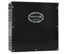 Voltair with Protective Cabinet